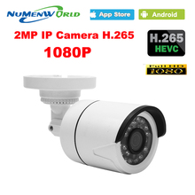 XM H.265 Video Surveillance 2MP IP Camera HI3516D 1/2.7 AR0237 ABS Plastic Material Mini Camera DC 12V 48V PoE Version Optional