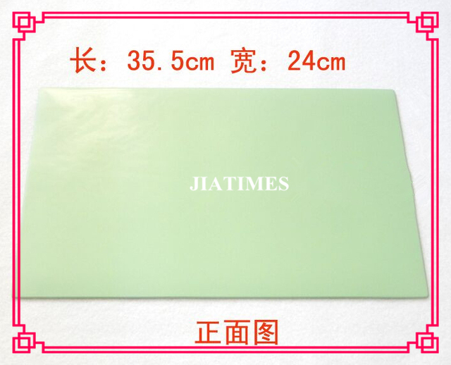 Free Shipping 1pc Work Desk Top Mat Green Plastic Watchmakers Repairs Made in China