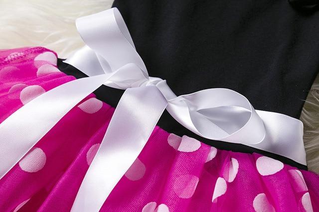 Minnie Mouse Dress Costume 3