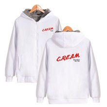 ALIZAZA Rock Band Rapid Eye Movement R.E.M Sweatshirt C.R.E.A.M. Pullover High Quality Cotton Women Men Hoodies Sweatshirts