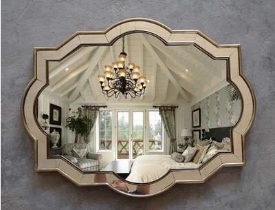 Spiegel Voor Badkamer : Handleiding plakken glas technologie dressoir. opknoping spiegel