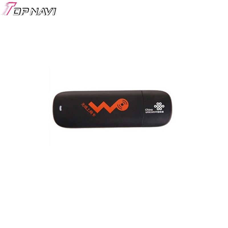 Dongle TOPNAVI 3g pour lecteur DVD de voiture Android Navigation GPS Radio stéréo, ne pas vendre seul