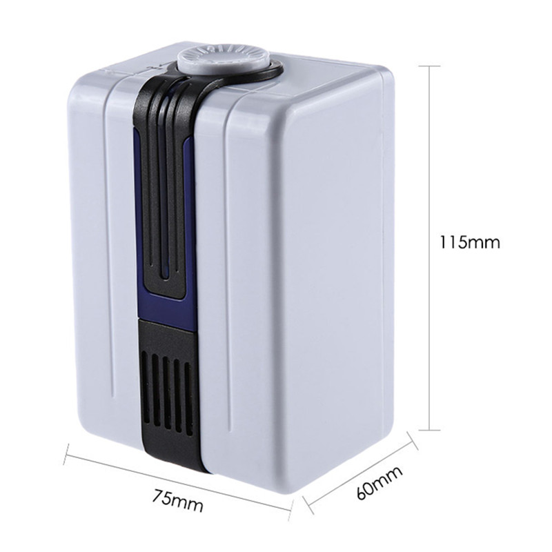 Mi Air Pro Reduces Odors Air Purifier Pluggable UV-C Sanitizer and Deodorizer Kills Germs ITAS AP0001