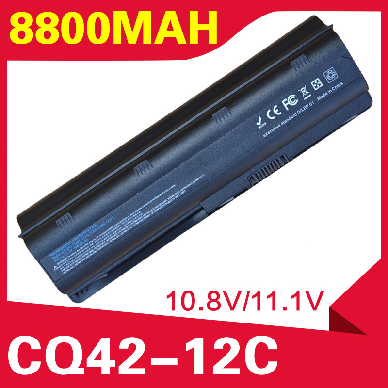 ApexWay 12 cell <font><b>battery</b></font> for HP PAVILION DM4 DV3 DV5 DV6 DV7 G32 G62 G42 G6 for <font><b>Compaq</b></font> <font><b>Presario</b></font> CQ32 CQ42 CQ43 CQ56 CQ57 <font><b>CQ62</b></font> image