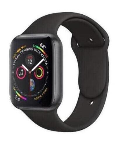 Фитнес трекер Bluetooth Смарт часы серии 4 42 мм Смарт часы чехол для Apple iphone 6 7 8 X и Android смартфон