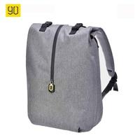 Original Xiaomi 90 Fun Leisure Mi Backpack 14 Inches Casual Travel Laptop Rucksack College Student School Bag Gray Blue
