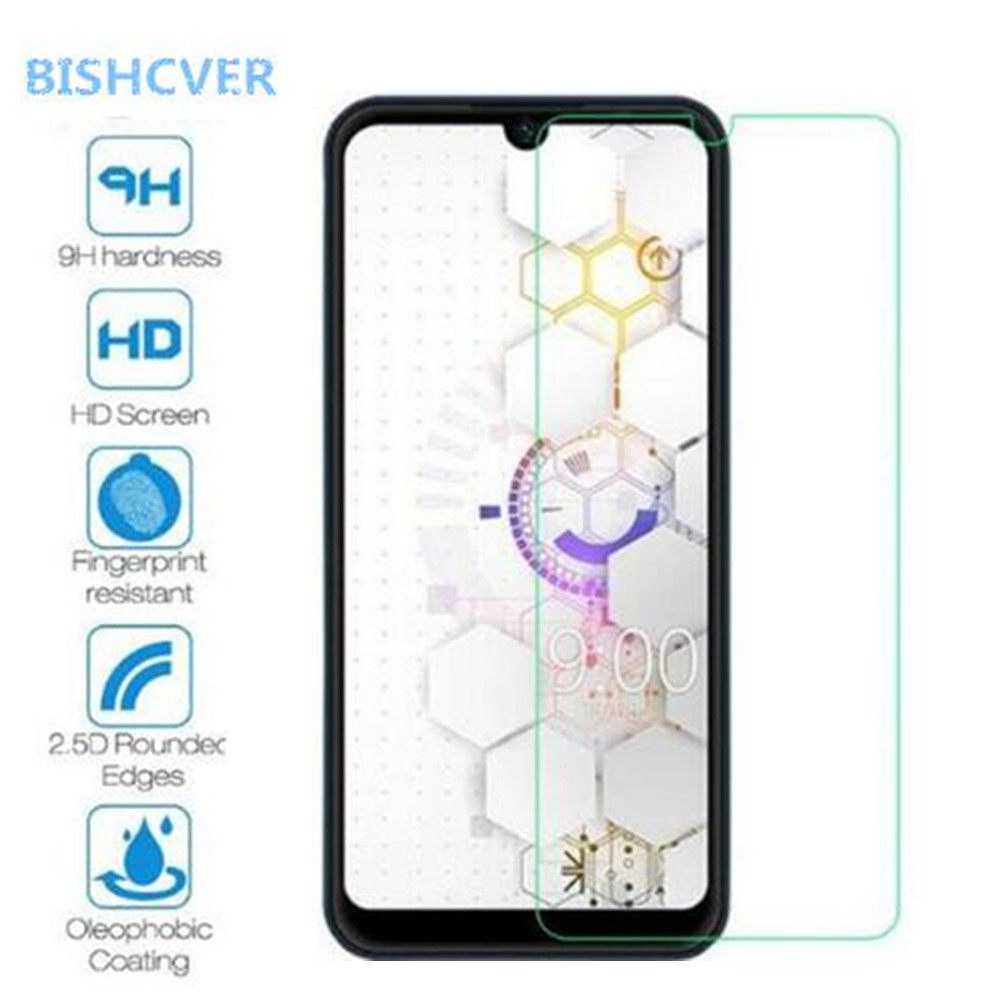 2PCS Tempered Glass For BQ 6040L Magic Explosion Proof Screen Protector For BQ 6040L Magic Protective Film Glass