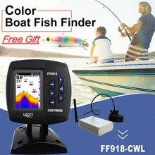 Более глубокий Findfish беспроводной приманки лодка рыболокатор эхолот более глубокий морской рыболокатор 300ft беспроводной Рабочий диапазон finder приманка