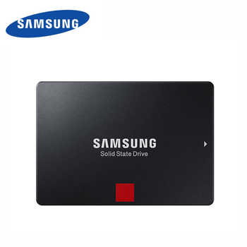 "Samsung New 2.5 Inch Original Internal SSD 860 PRO 2.5"" SATA III 512GB 1TB V-NAND For Desktop HD Drives Solid State Disk - DISCOUNT ITEM  64 OFF Computer & Office"