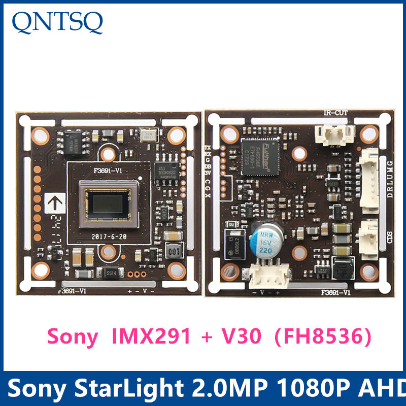 AHD 2.0MP 1080P 1/2.8 CMOS FH8536E(V30E)+IMX291 Sony chipset DSP CCTV camera module board,chip board chipset eb 3631 gps engine board module with sirf star iii chipset