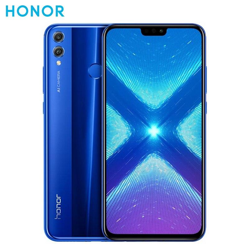 [Versión Española] Smartphone Honor 8X de 6,5