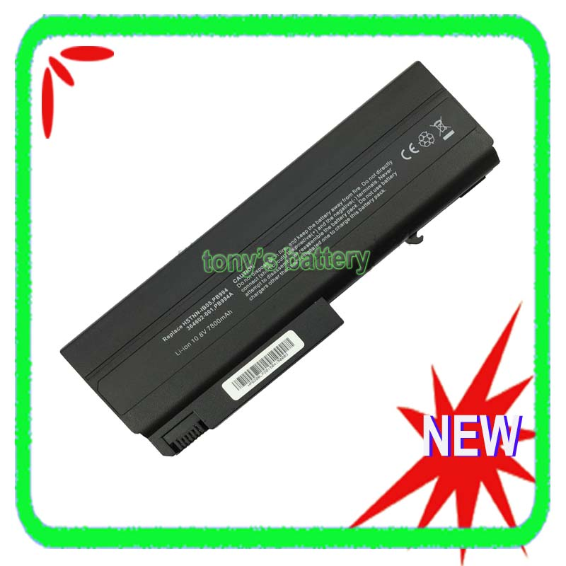 9 Cell 7800mAh Battery for <font><b>HP</b></font> Compaq <font><b>6510b</b></font> 6515b 6710b 6710s 6715b 6715s 6910P NC6120 PB994 HSTNN-DB28 FB18 image