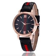 Luxury Brand Women Watches 2018 Fashion Casual Leather Quartz Watch Men Business Wristwatch Ladies Dress Watch Relogio Feminino цена