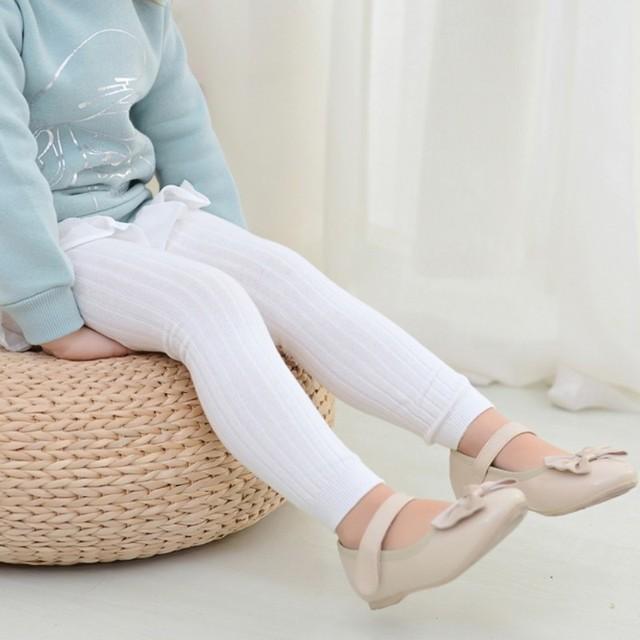 Girl's Winter Knitted Leggings