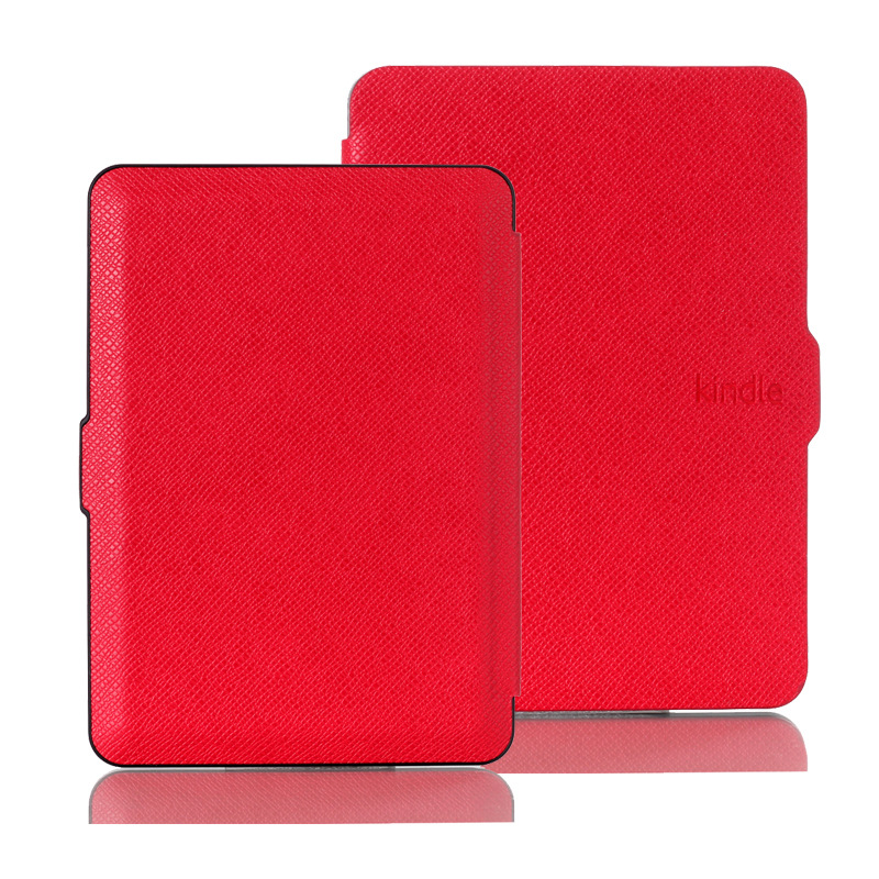 Ultra Slim Cover Case for Amazon Kindle Paperwhite 1 2 3  Case for Kindle Paperwhite 6Tablet Shell With Sleep&Wake Up fashion pu leather ultra slim smart cover case for amazon kindle paperwhite 1 2 3 6case tablet shell with sleep