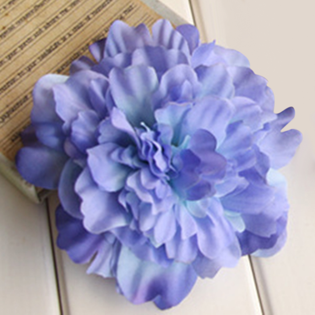 Looks realistic and beautiful Dahlia Artificial Silk Flowers for DIY Work Home Wedding Party Decorarion