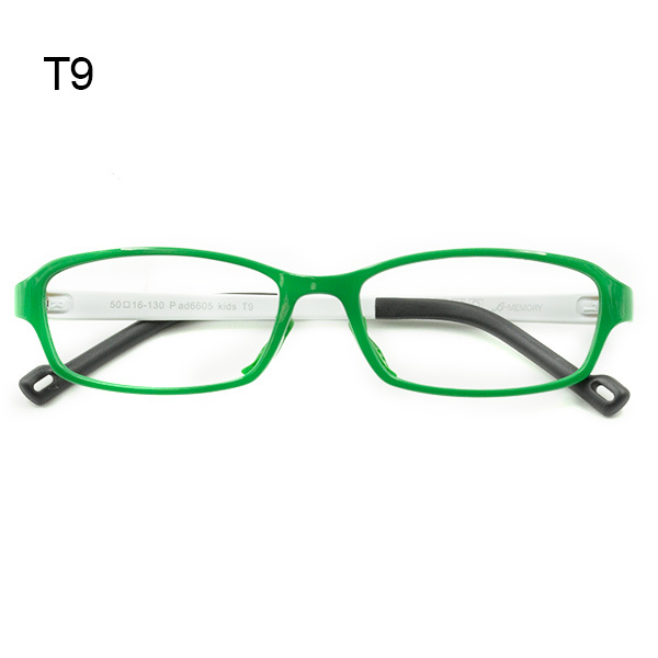 2015 New Pure Color Design light children Reading Glasses frames Kid ...