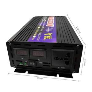Image 3 - SUNYIMA 3000W 12V/24V Zu 220V Reine Sinus Welle Auto Power Inverter Power Conversion Booster doppel Digital Display Für Haushalt