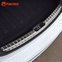 Rear Bumper Trunk Inner Outer Sill Plate Protector Guard Cover For Hyundai Elantra Avante