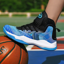 Men Basketball Shoes Zapatillas Hombre Sport Male Street Culture Sports High Quality Sneakers