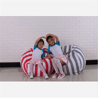 Kid Bean Bag Garden Indoor Beanbag Children Seats Chair Sofa In 2 Various Colours 2 Sizes