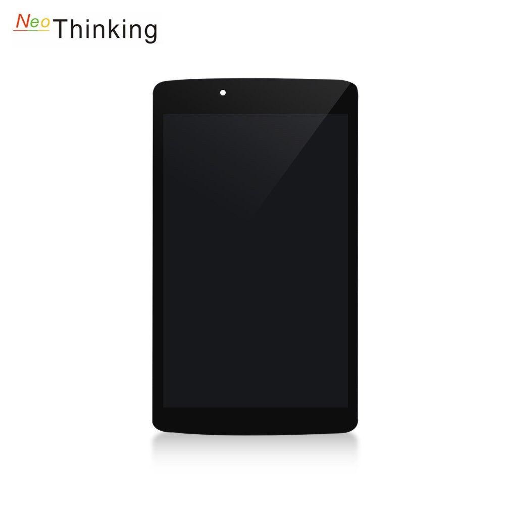 Neothinking LCD asamblea para LG G pad 8.0 V480 V490 LCD reemplazo de la pantalla táctil del digitizador envío libre