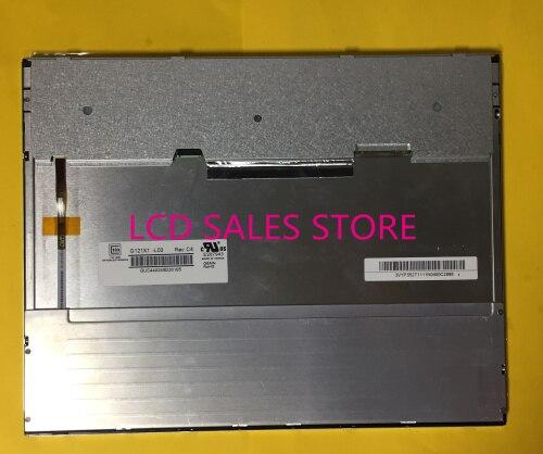G121X1-L03 12.1 POLEGADAS TELA LED BACKLIGHT testado bem ORIGINAL 1024*768