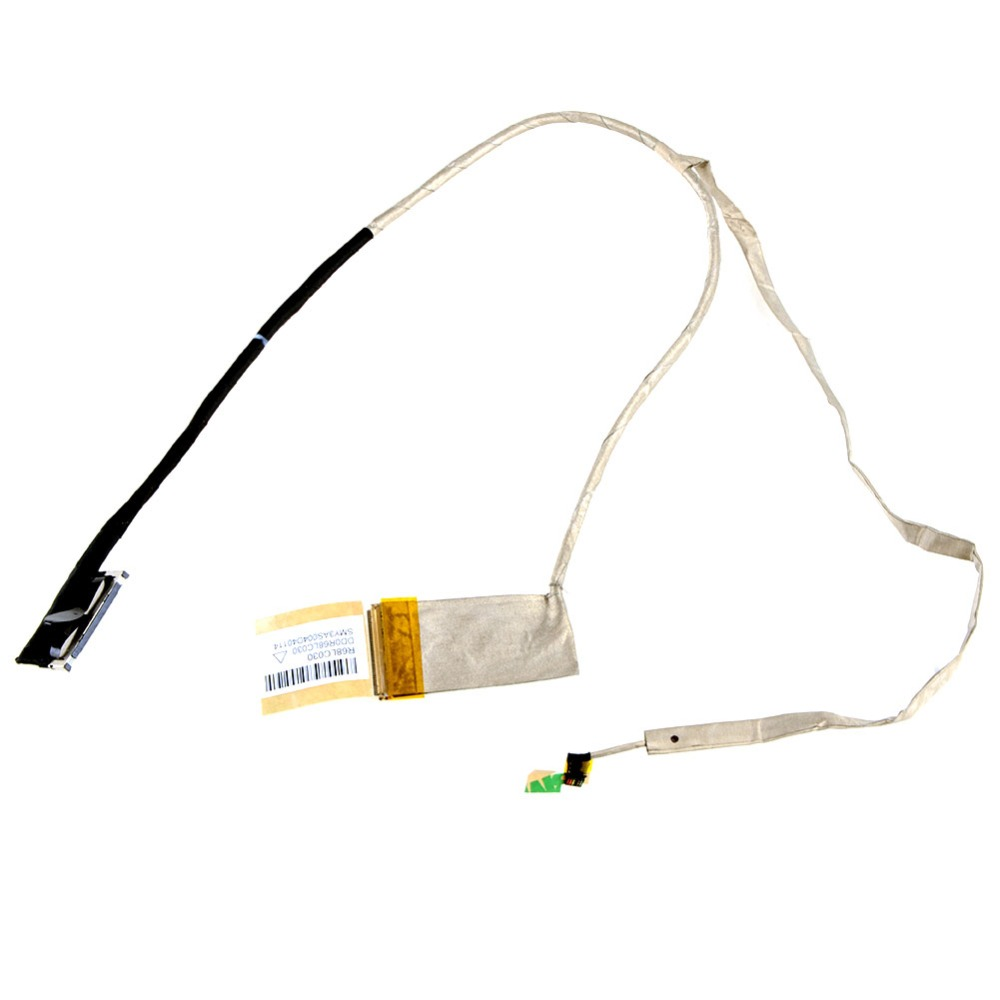 Brand New LVDS LED Cable For HP Pavilion 17 17-E 17-E040sf Laptop LCD LVDS Cable DD0R68LC010 P16 new original laptop replacement lcd cable for hp pavilion dv6 6000 dv6 6100 dv6 6200 dv6z 6100 b2995050g00013 lcd lvds cable