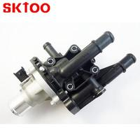 SKTOO Engine Coolant Thermostat Housing For Chevrolet Sonic Cruze Tracker Trax 2011 2015 96984103 55578419 25192228