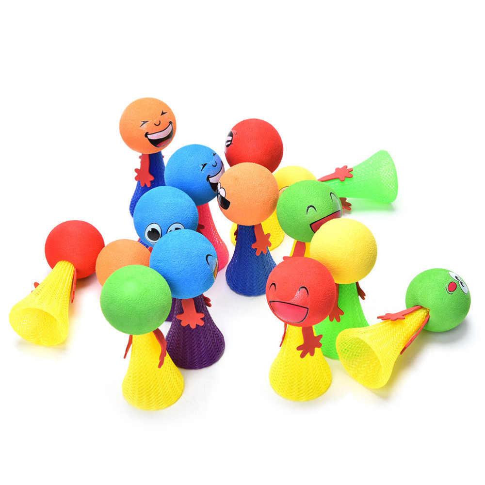 Pcs ou 2 1Pcs Brinquedos Educativos Para Crianças Cor Aleatória Mega Fazer Saltar Salto Elf Elf Crianças Novo e Estranho brinquedo