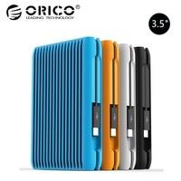 Orico 2 TB Hard Disk USB 3.1 Gen2 TYPE C 3.5 Sata 10Gbps High Speed Shockproof External Hard Drives HDD Laptop Mobile EU Plug