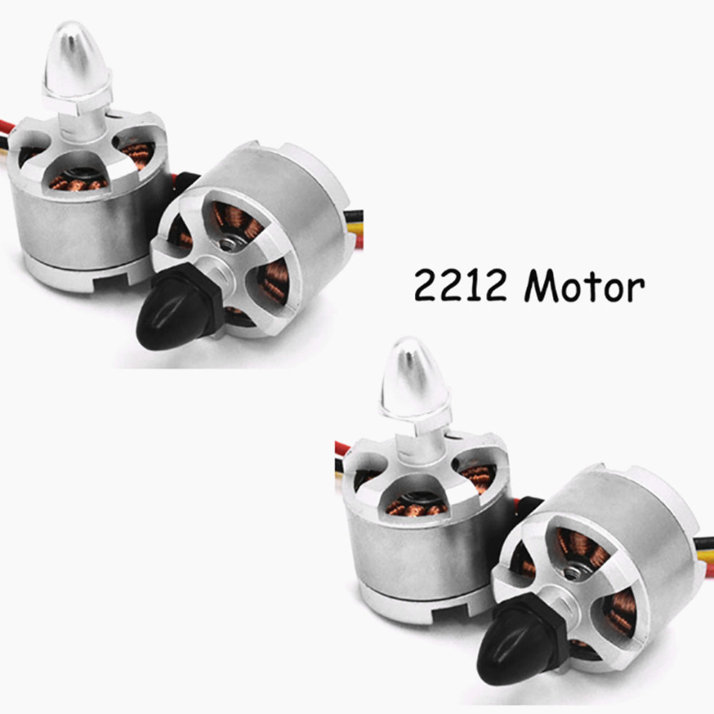 4pcs DJI Brushless Motor 2212 920KV CW CCW for DJI Phantom F330 F450 F550 FPV Quadcopter Multicopter For Drone Camera image