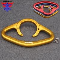 For Honda CBR 600 F4 F3 F2 1991 2008 2005 2006 2007 CNC Motorcycle Passenger Handgrips Hand Grip Tank Grab Bar Handle Armrest