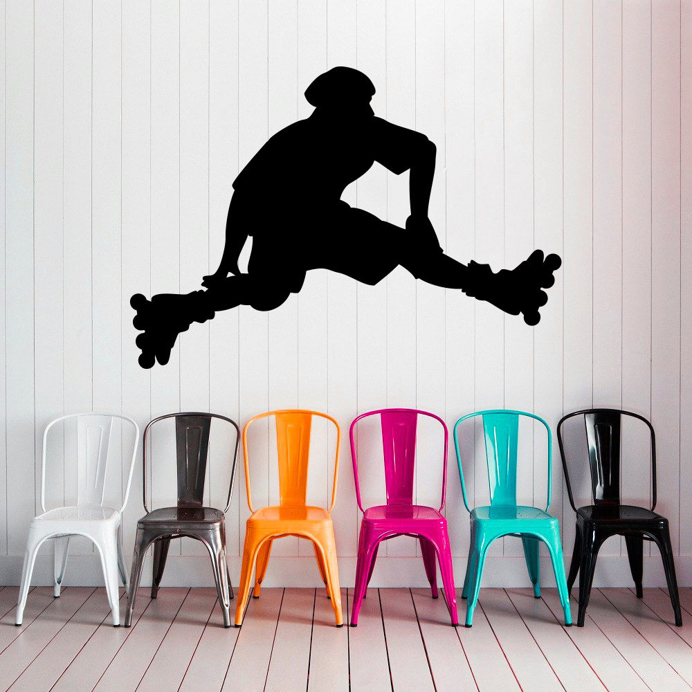 Online Get Cheap Skate Wall Decals Aliexpresscom Alibaba Group - Sporting wall decals