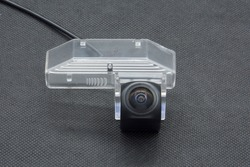"1080P MCCD typu ""rybie oko"" Starlight samochód kamera cofania dodatkowa kamera cofania dla MAZDA 6 09 13 RX 8 samochodowa kamera cofania w Kamery pojazdowe od Samochody i motocykle na"