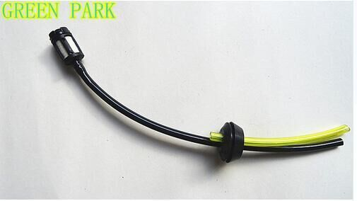 100pcs Replacement Fuel Hose Pipe + Tank Filter Spare parts for Strimmer Trimmer Brush Cutter Engine 40-5 44-5 CG430 CG520 auto spare parts electric fuel pump for mazda mitsumishi e8119 23220 79015 0580464074 hfp501