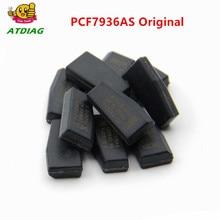 Mejor calidad PCF7936AS Original 10 unids/lote PCF7936AS PCF7936 PCF de 7936 nuevo Original ID46 Chip transpondedor en blanco Chip envío gratuito