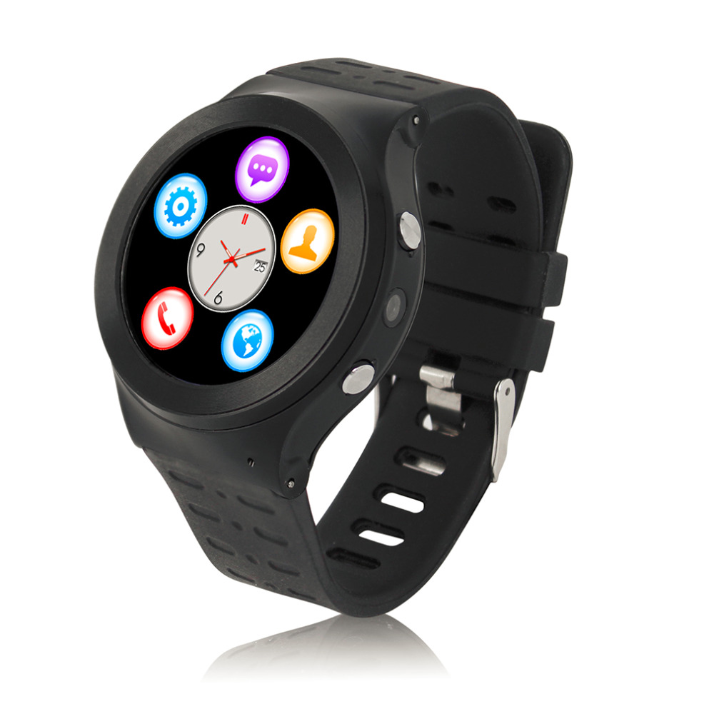 Original ZGPAX S99 GSM 3G Quad Core Android 5.1 Smart Watch With 5.0 MP Camera GPS WiFi Bluetooth V4.0 Pedometer Heart Rate NEW zgpax s99 mtk6580 quad core 3g smart watch phone android 5 1 8gb rom 5 0 mp camera gps wifi pedometer heart rate smartwatches