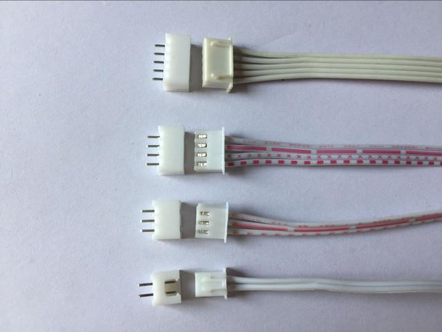 10 pcs 2Pin/3Pin/4Pin/5Pin/6Pin/7Pin/8Pin/9Pin/10Pin Connector leads Heade XH2.54 mm L: 100mm L150mm L200mm