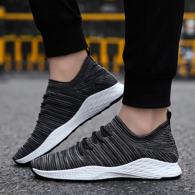 Running <font><b>Shoes</b></font> For Men 2017 Breathable Spring And Summer Sneakers <font><b>boost</b></font> <font><b>350</b></font> tn breathable sneakers for men solomons Man tennis image