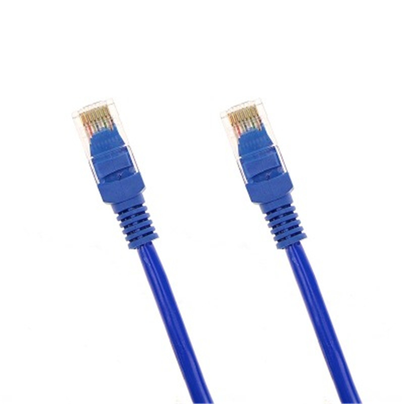 Computer network cable connecting line super five types of jumpers 80 network cable bby09