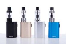 high quality hecig HEC35W kit box mod electronic cigarette vape Kit 1000mAh 35W Battery 0.8ohm tank atomizer