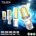 TSLEEN Cheap+Big Promotion G4/G9/E12/E14/B15 2835 SMD 12/220V 3/3.5/4/5/7/8/9W 1/4/8x LED Corn Bulb Lamp Light Warm Cool White