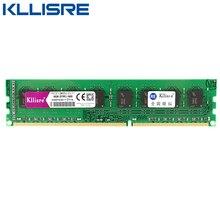 Kllisre ram DDR3 di Memoria 8GB 1600 1866 PC3 1.5V Desktop Dimm con Dissipatore di Calore