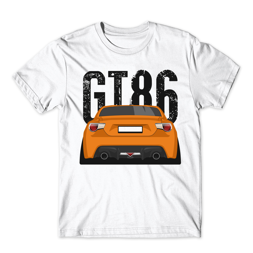 Gt86 design t shirts men s t shirt - Men S Fashion Retro Race Car Design T Shirt Cool Tops Short Sleeve Hipster Gt86 F36 22b Tees Muscle Car T Shirt Roadster