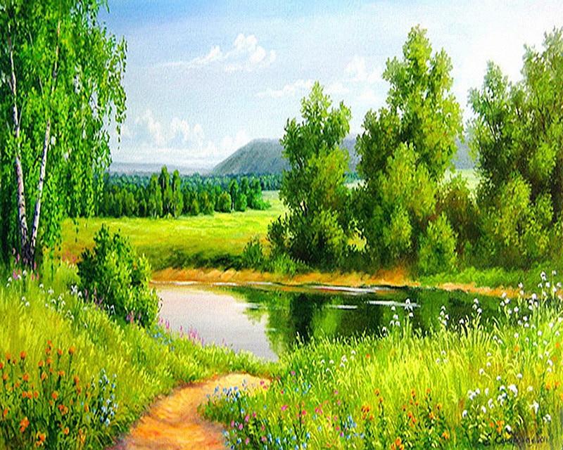 CANX3022720风景树50X40