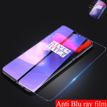 Anti UV Purple Blue Ray Light Tempered Glass Screen Protector HD Film For Huawei Honor Note 10 Play 9N 7A 7X Nova 3 3i 3e Y6 Y9(China)