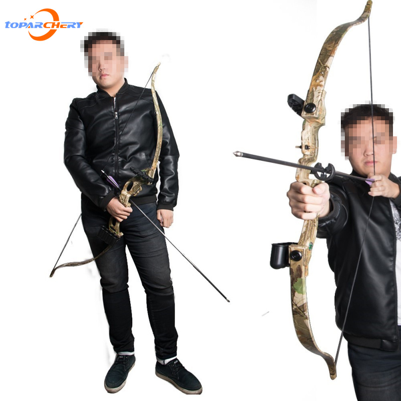 Portable Recurve take down bow Bow and Arrow Set with Harmless Right Hand Outdoor hunting bow archery shooting estilingue dmar archery quiver recurve bow bag arrow holder black high class portable hunting achery accessories