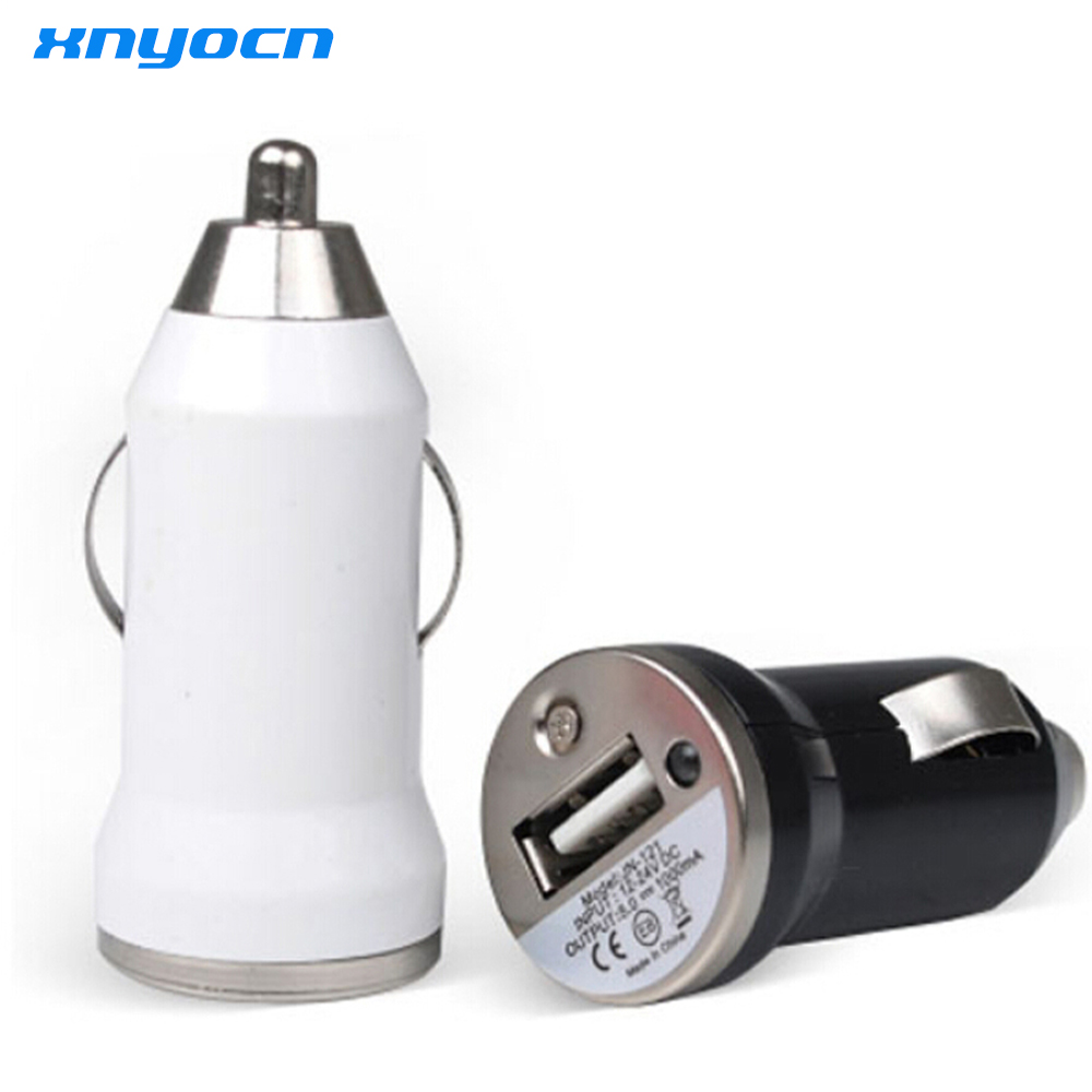 Colored usb car charger - 10pcs Lot Mix Color Usb Car Charger Universal Usb Car Charger For Iphone Samsung Car