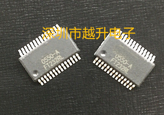 Free shipping,10PCS <font><b>FT232RL</b></font> SMD FT232 SSOP28 USB to serial <font><b>chip</b></font> image